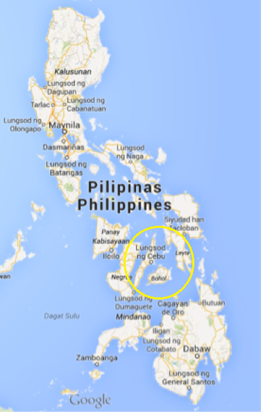Philippines by Google